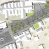Architektenplan Marktplatz